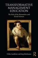 Book cover picture Transformative Management Education