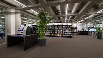 Information area